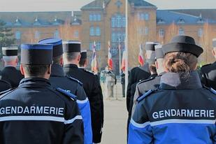 La gendarmerie nationale honore ses morts