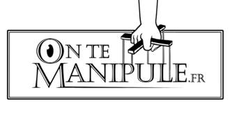 Logo On te manipule