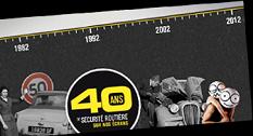 40 ans SR