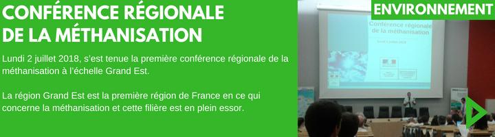 News_27 conférence régionale de la méthanisation
