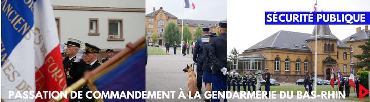NL28_Passation commandement Gendarmerie