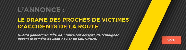 Victimes d'accidents