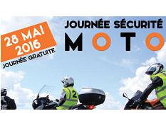 Journée de sécurité à moto