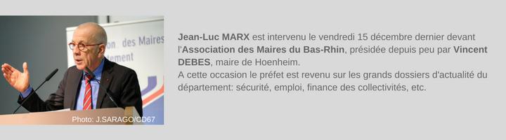 Association Maires du Bas-Rhin